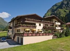 Hotel Rifflsee, Sankt Leonhard im Pitztal