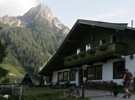 Labalm, Kirchberg in Tirol