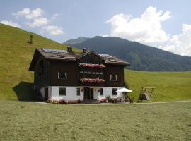 Appartments Haus Monika, Schoppernau