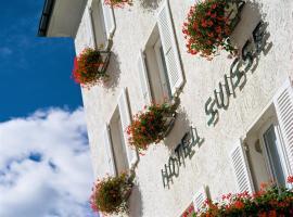 Poschiavo Suisse Hotel, Poschiavo