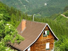 Ferienhütte Nationalpark Kalkalpen, Kleinreifling