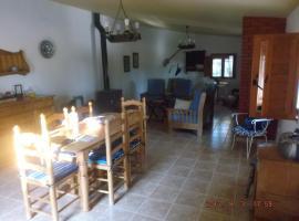 Casa Rural La Pinada, Utiel