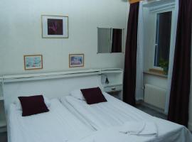 Hotell Silver, Sala