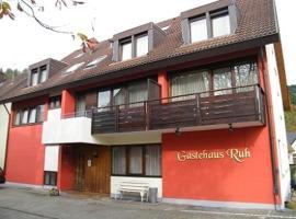 Gästehaus Ruh, Freiburg im Breisgau