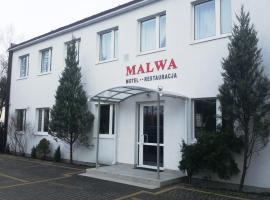 Motel Malwa, Łomianki
