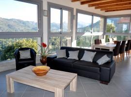 Chambres d'Hôtes Villa Cardellini, Aullène