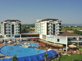 Cenger Beach Resort Spa - All Inclusive, Kızılot