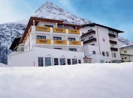 Alpenresidenz Ballunspitze Familien- und Wellnesshotel