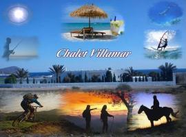 Alojamiento Chalet Villamar, Los Escullos