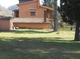 Casale Montefiore, Rocca Priora