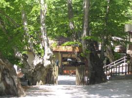 Albergo Ristorante Montecucco da Tobia, Sigillo
