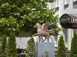 Hotel Weisses Ross, Memmingen
