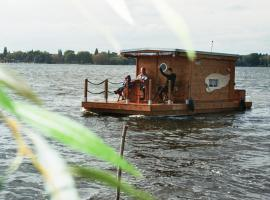 Hausboot am Plauer See, Margarethenhof