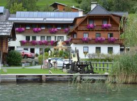 Haus Binter, Weissensee