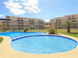 Apartamentos Almadraba, Els Poblets
