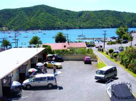 Beachside Sunnyvale Motel, Picton