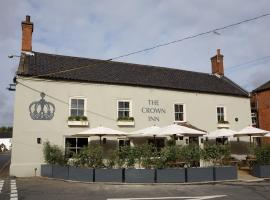 The Crown Inn, East Rudham