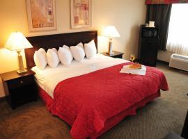 Albany Ramada Plaza Hotel, Albany