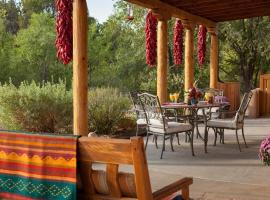 Casa Escondida Bed & Breakfast, Chimayo