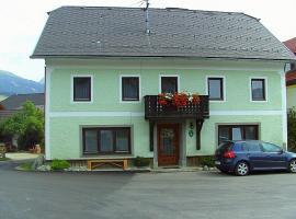 Ferienhaus Altwirt, Mariapfarr