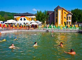 Hotel Baia Rosie Resort, Szlanik