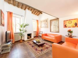 Great Luxury Penthouse Trastevere, Roma
