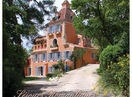 Chateau Les Charmettes, Auch