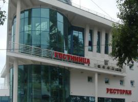 U Istoka Hotel, Irkutsk