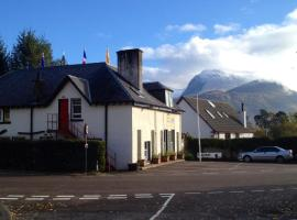 Chase the Wild Goose Hostel, Fort William