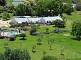 De Oude Meul Country Lodge, Oudtshoorn