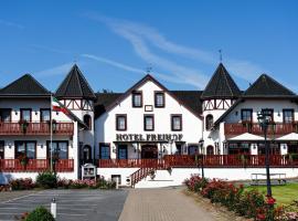 Hotel Freihof, Hiddenhausen