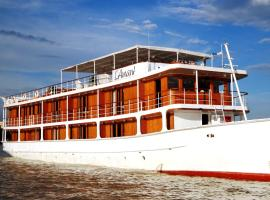 L'Amant Cruises, My Tho