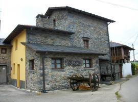 Casa de Aldea Rural Los Glayus, Luarca