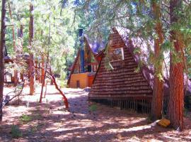 Always Inn Idyllwild Vacation Cottages, Idyllwild