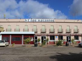 Hostal Restaurante Los Naranjos, La Luisiana