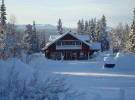 Messlingen Fjällby, Baggården