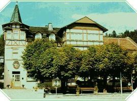Gasthaus & Hotel Zur Linde, Friedrichroda