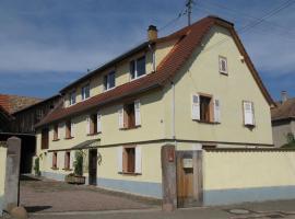 Maison Feuerbach, Illhaeusern