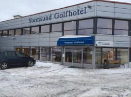 Vormsund Golf Hotell, Vormsund