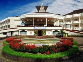 Grand Mutiara Hotel, Berastagi