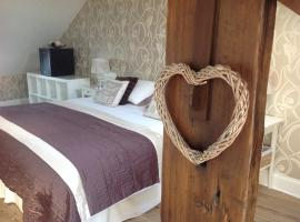 No 11B Boutique Rooms, Berwick-Upon-Tweed