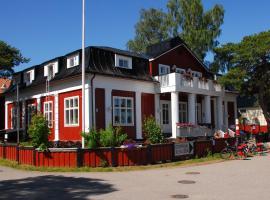 Hotel Strandbo, Nauvo