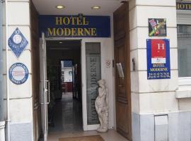 Hôtel Moderne, Maisons-Alfort