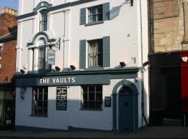 The Vaults, Shrewsbury