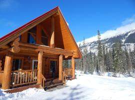 Kicking Horse River Chalets, Golden