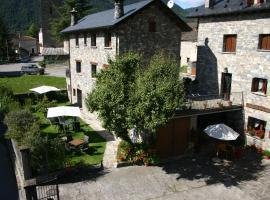 Casa Gallán, Sarvisé