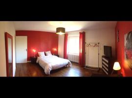 Le Bercail Chambres d'Hotes, Saint-Yrieix-sur-Charente