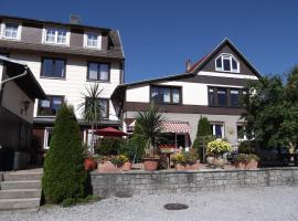 Pension Waldhof, Hasselfelde