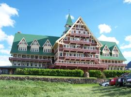 Prince of Wales Hotel, Waterton Park