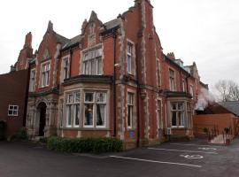 Best Western Oaklands Hall Hotel, Laceby